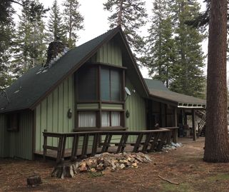 Huge Family Friendly Cabin In The Giant Sequoia National Forest