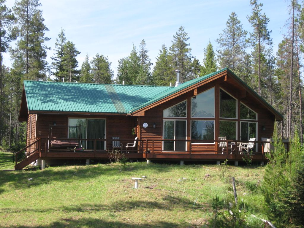Property Image1 Private Cedar Home Next To Glacier National Park Helicopter Tours And