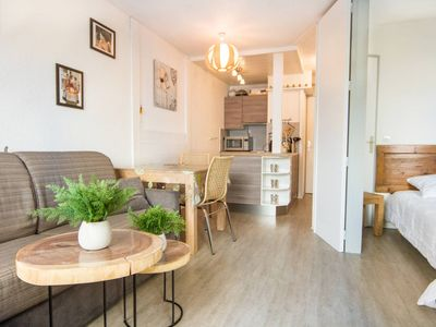 Photo for Le Chamois Blanc - 2 rooms cozy and warm for a pleasant holiday
