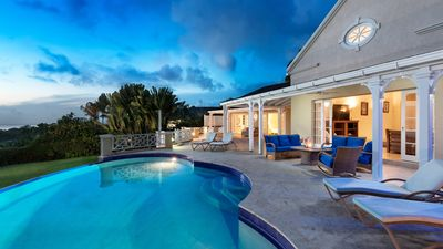 Photo for Prime Ridge Front Villa overlooking the prestigious West Coast of Barbados