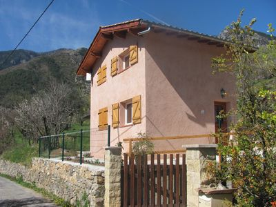Photo for Small house 40m completely renovated very quiet and very sunny facing south