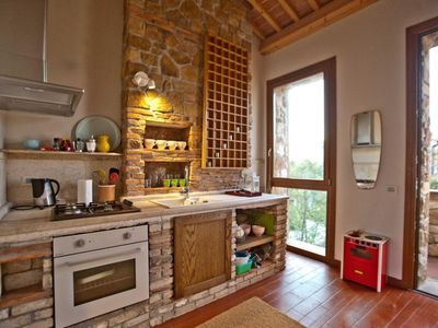 Photo for Holiday apartment Volterra for 4 persons with 2 bedrooms - Holiday apartment in a villa
