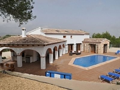 Photo for Stunning Villa Set in 3 over Acres Offering Total Seclusion