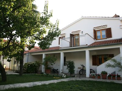 Photo for Nice apartment near Porec with balcony and air conditioning for 4 persons