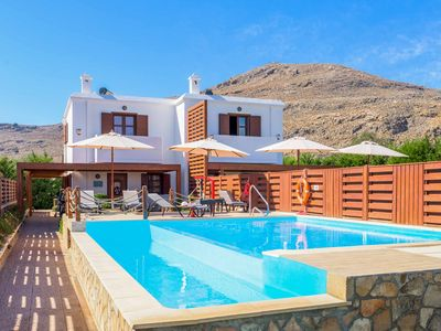 Photo for Lindos Ruby - Set above the beautiful village of Lindos with mesmerising views