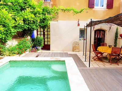 Photo for Terraced house, Cazouls d'Hérault  in Hérault - 6 persons, 3 bedrooms