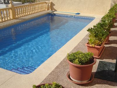 Photo for Calpe: ideal summer house for the family