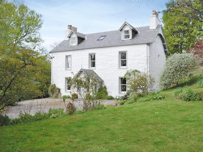 Photo for 6 bedroom accommodation in Kirkmichael, near Blairgowrie