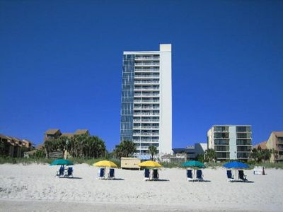 Photo for Southern Coastal Views from this Spacious 3 Bedroom Condo on Golden Mile