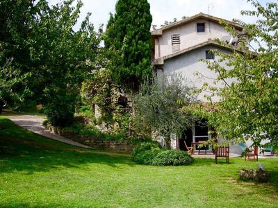 Photo for Rustic cottage in the countryside of Montefiascone