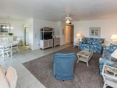 Photo for Unit G3: 2 BR / 2 BA partial gulf view in Sanibel, Sleeps 6