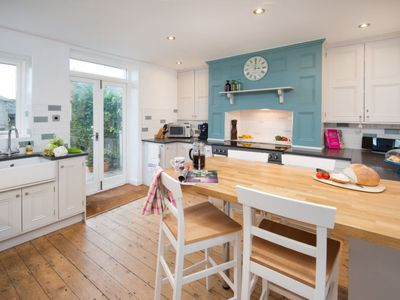 Photo for Vacation home Leaholme Cottage in Newton-by-the-sea - 8 persons, 4 bedrooms