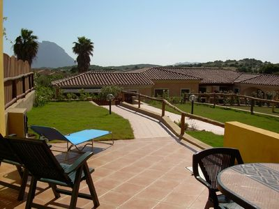 Photo for House with garden view on Tavolara Island - Porto San Paolo