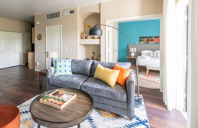 Photo for Cozy 1BR Central Phoenix Apt #1123 by WanderJaunt
