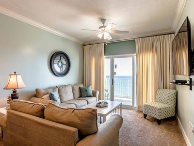 Photo for Gulf Front, Two Bedroom Condo ~ Enjoy Gulf Front Views from Your Private Balcony~ Community Pool