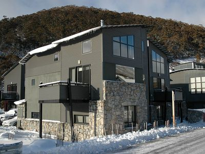 Photo for Blues Air 1 - Blues Air 1  - two bedroom and loft bedroom Thredbo ski chalet
