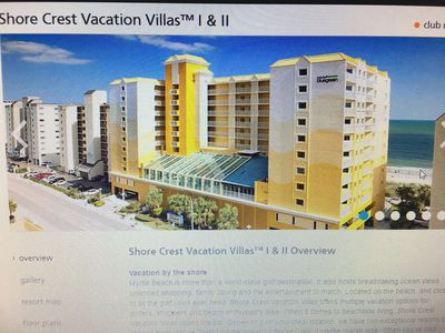 Photo for Ocean Front 2 BR 2 BA, 10/11-19(Fri) to 10/18-19(Fri), Room # 1710,  Shorecrest