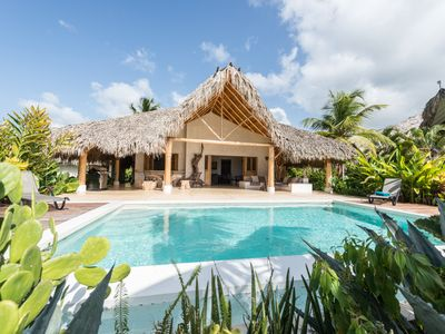 Photo for Delightful Vacation Villa -  Charming Family Vacation in the Tropics!