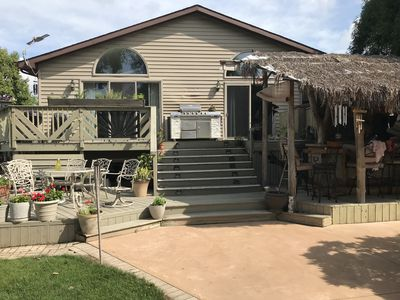 Photo for Backyard Paradise in Appleton, WI Sleeps 6 to 8 25 minutes from Lambeau field