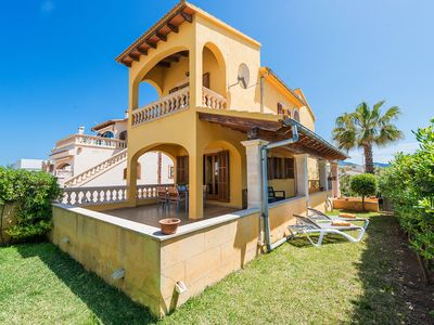 Photo for Cosy holiday home near the beach – Casa Ca na Mary