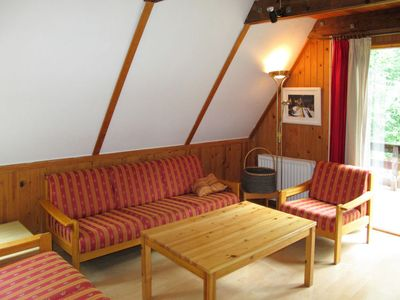 Photo for Vacation home Ferienpark Twistesee (AOS100) in Bad Arolsen - 6 persons, 3 bedrooms