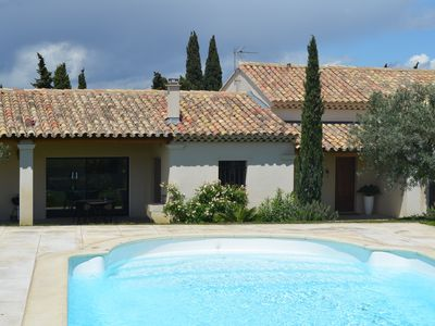 Photo for SUPERB VILLA WITH POOL PROX Avignon, Luberon,