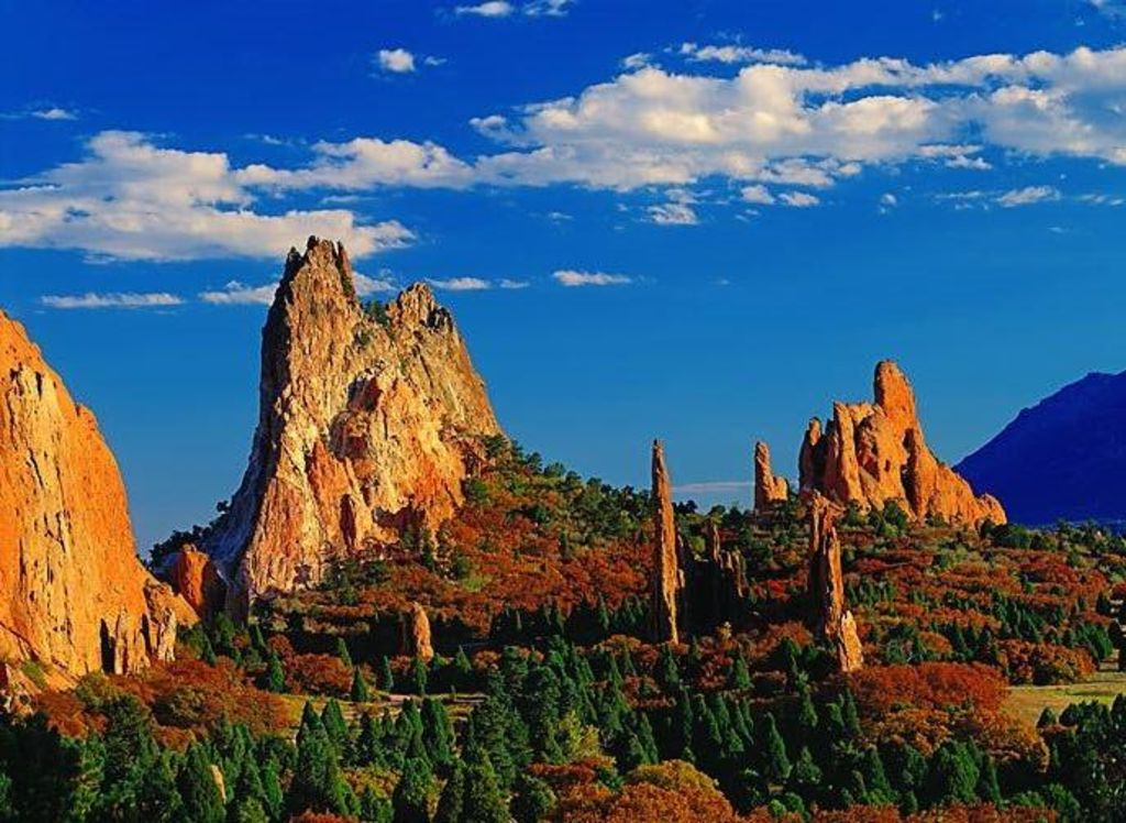 No cleaning fees walk to garden of the gods pet friendly - Garden of the gods colorado springs co ...