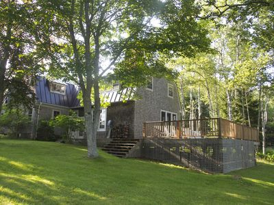 Photo for Beautiful Private Home on Charming Island in Penobscot Bay Maine