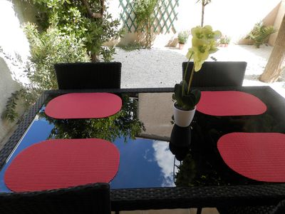 Photo for Cap d'Agde HOUSE WITH GARDEN 200 M FROM THE SEA (short stays accepted)