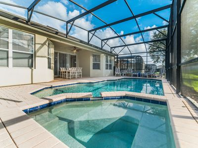 Photo for Minutes From Disney, Special Pricing, Private Pool/Spa, Game Room!