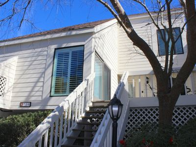 Photo for Remodeled Spinnaker! Pet Friendly! Walk to Pelican Beach, Pools, Golf, Dining!