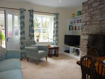 Photo for No 10 Dulas - Cosy Cottage with Garden and Parking