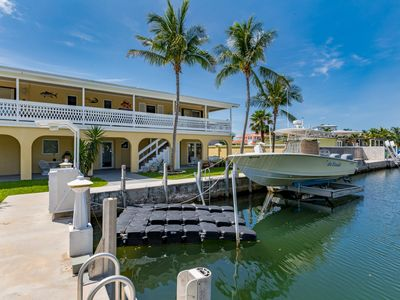 """Photo for """"PICTURE PERFECT"""" ~ Canal Front Home w/ Heated Pool and Boat/Jet Ski Dockage!"""