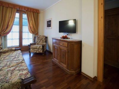 Photo for Apartment in Pinzolo with Lift, Parking, Internet, Balcony (115881)