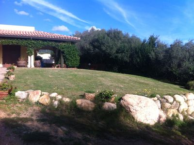 Photo for Detached villa with 800 meters of garden