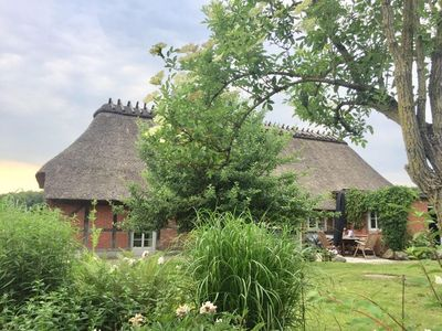 Photo for lovingly restored spacious modern farmhouse under thatched 2-7 pers.