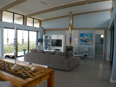 Photo for Beach House, Witsand - Luxurious Beach Front Living