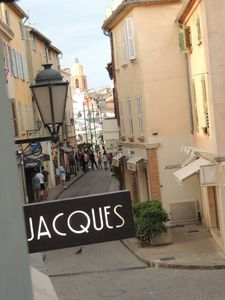 Ideally situated Apartment in the  center of saint tropez