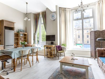 Photo for Bright Two BR Period Apartment in Whitechapel
