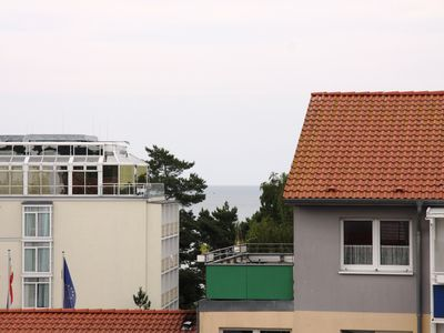 Photo for Close to the beach apartment in Binz on Rügen with balcony, parking space, Wi-Fi, TV