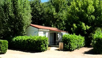 Photo for Camping du Lac **** - Chalet Grand Confort 3 Rooms 4/6 People
