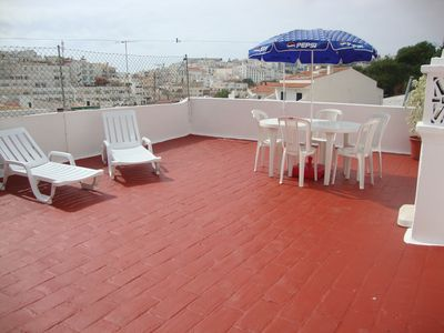 Photo for T2 at 2 min walk from Fisherman's Beach Albufeira-Algarve
