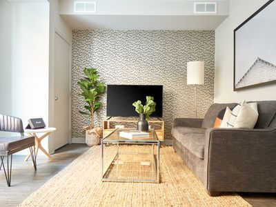Photo for Sonder | Luna Apartments | Ideal 2BR + Rooftop