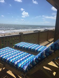 Photo for New--BEACH FRONT with panoramic views of the Gulf Coast.