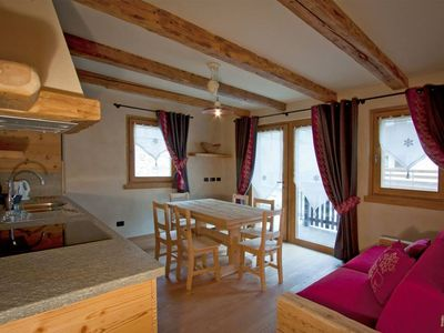 Photo for Piatta: Delightful, cosy Chalet with extensive garden