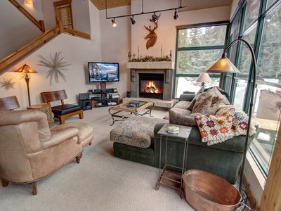Photo for FREE Shuttle - Ski Tip Ranch 8735 Private Grill & Garage, FREE WIFI by Summitcove Lodging