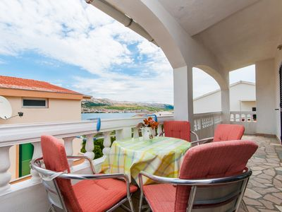 Photo for Apartments Marko (25151-A1) - Pag - island Pag