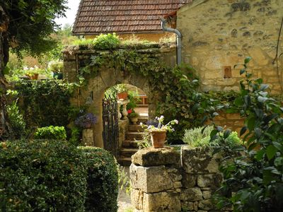 Photo for Beautifully located stone house in over 400 year old domaine ****