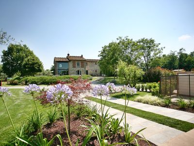 Photo for Villa Gourmet Is Located Near Most Of Tuscany's Places Of Interest.