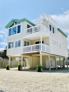 Photo for Newly Renovated May '20 Beach Gem - 1 off Beach, Water Views, Sleeps 13